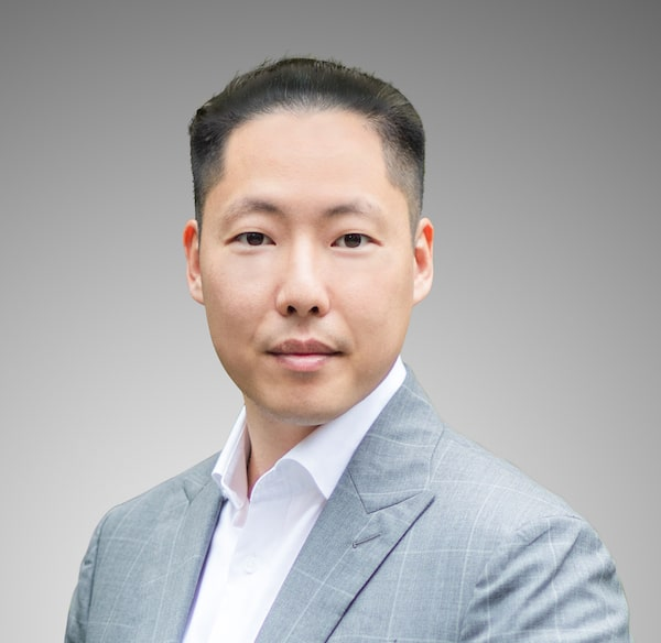 evan huang bic group asia